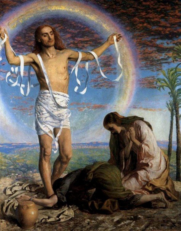 William_Hobman_Hunt_Christ_and_the_Two_Marys